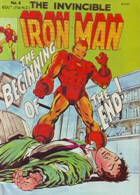 Cover Thumbnail for Iron Man (Yaffa / Page, 1978 ? series) #6