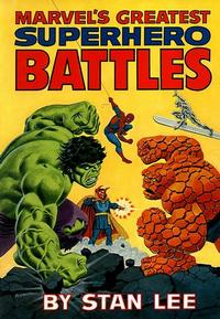 Cover Thumbnail for Marvel's Greatest Superhero Battles (Simon and Schuster, 1978 series)