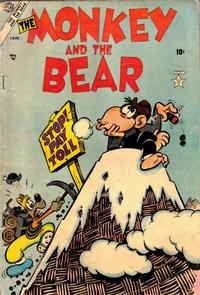 Cover Thumbnail for The Monkey and the Bear (Marvel, 1953 series) #3