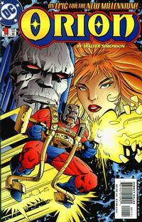 Cover Thumbnail for Orion (DC, 2000 series) #1