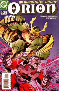 Cover Thumbnail for Orion (DC, 2000 series) #9