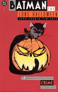 Cover Thumbnail for Batman: The Long Halloween (DC, 1996 series) #1