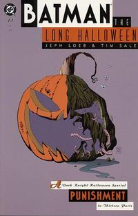 Cover Thumbnail for Batman: The Long Halloween (DC, 1996 series) #13
