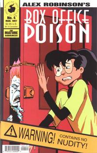 Cover Thumbnail for Box Office Poison (Antarctic Press, 1996 series) #4