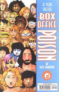 Cover Thumbnail for Box Office Poison (Antarctic Press, 1996 series) #12