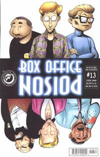 Cover Thumbnail for Box Office Poison (Antarctic Press, 1996 series) #13