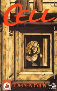 Cover Thumbnail for Cell (Antarctic Press, 1996 series) #1