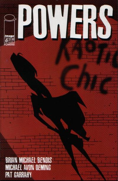 Cover for Powers (Image, 2000 series) #6