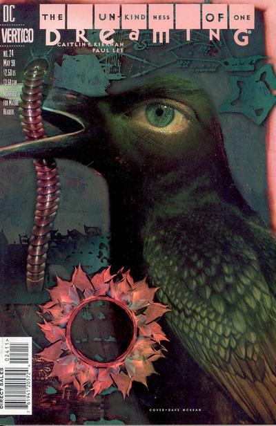 Cover for The Dreaming (DC, 1996 series) #24