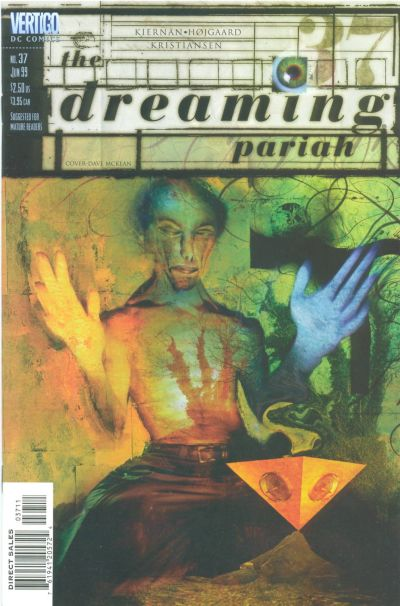 Cover for The Dreaming (DC, 1996 series) #37