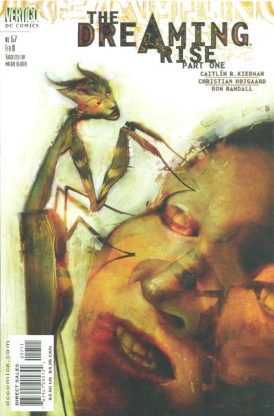 Cover for The Dreaming (1996 series) #57