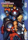 Cover for Ultimate Spider-Man and X-Men (Panini UK, 2005 series) #51