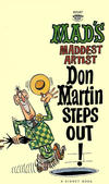 Cover for Don Martin Steps Out! (New American Library, 1962 series) #D2107