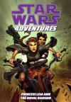 Cover for Star Wars Adventures: Princess Leia and the Royal Ransom (Dark Horse, 2009 series)