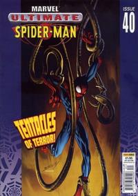Cover Thumbnail for Ultimate Spider-Man (Panini UK, 2002 series) #40