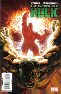 Cover Thumbnail for Incredible Hulk (Marvel, 2009 series) #600