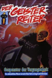 Cover for Der Geister Reiter (1991 series) #14