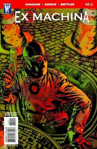 Cover Thumbnail for Ex Machina (DC, 2004 series) #44