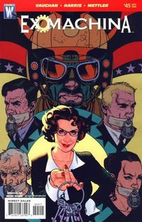 Cover Thumbnail for Ex Machina (DC, 2004 series) #45
