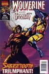 Cover for Wolverine and Gambit (Panini UK, 2000 series) #63