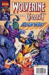 Cover for Wolverine and Gambit (Panini UK, 2000 series) #70