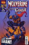 Cover for Wolverine and Gambit (Panini UK, 2000 series) #86