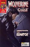 Cover for Wolverine and Gambit (Panini UK, 2000 series) #93