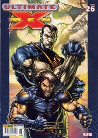 Cover Thumbnail for Ultimate X-Men (Panini UK, 2003 series) #26