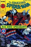 Cover for The Amazing Spider-Man (TM-Semic, 1990 series) #4/1992