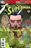Cover for Superman (DC, 2006 series) #693