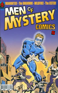 Cover Thumbnail for Men of Mystery Comics (AC, 1999 series) #78
