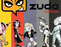 Cover for Zuda Comics (2009 series) #[nn]