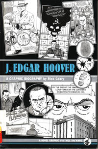 Cover for J. Edgar Hoover: A Graphic Biography (2008 series) #[nn]