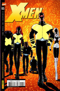 Cover Thumbnail for X-Men (Panini France, 1997 series) #65
