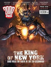 Cover Thumbnail for 2000 AD (Rebellion, 2001 series) #1478