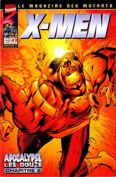 Cover for X-Men (1997 series) #49