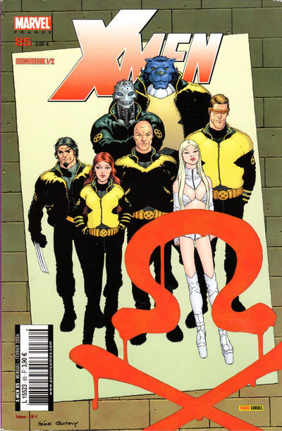 Cover for X-Men (Panini France, 1997 series) #85