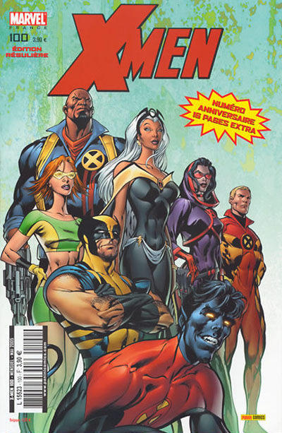 Cover for X-Men (1997 series) #100