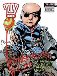 Cover Thumbnail for 2000 AD (Rebellion, 2001 series) #1521