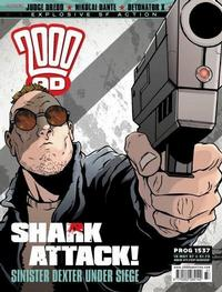 Cover Thumbnail for 2000 AD (Rebellion, 2001 series) #1537