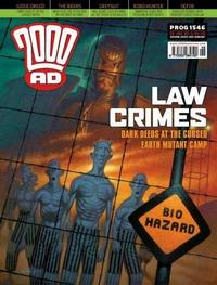 Cover Thumbnail for 2000 AD (Rebellion, 2001 series) #1546