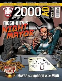 Cover Thumbnail for 2000 AD (Rebellion, 2001 series) #1572