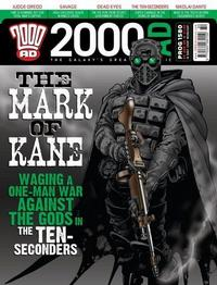 Cover Thumbnail for 2000 AD (Rebellion, 2001 series) #1580
