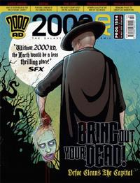 Cover Thumbnail for 2000 AD (Rebellion, 2001 series) #1594
