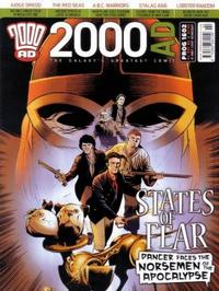 Cover Thumbnail for 2000 AD (Rebellion, 2001 series) #1602