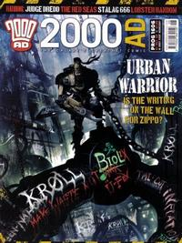 Cover Thumbnail for 2000 AD (Rebellion, 2001 series) #1606