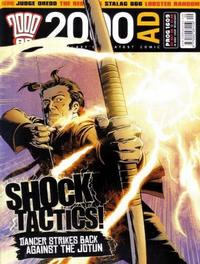 Cover Thumbnail for 2000 AD (Rebellion, 2001 series) #1609