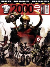 Cover Thumbnail for 2000 AD (Rebellion, 2001 series) #1616