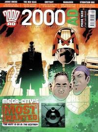 Cover Thumbnail for 2000 AD (Rebellion, 2001 series) #1620