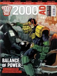 Cover Thumbnail for 2000 AD (Rebellion, 2001 series) #1630